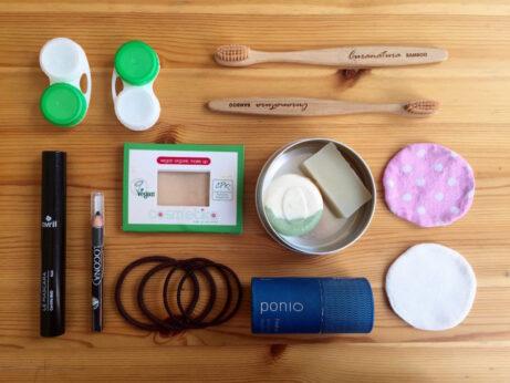 7 tipů na minimalistickou a zero waste dovolenou